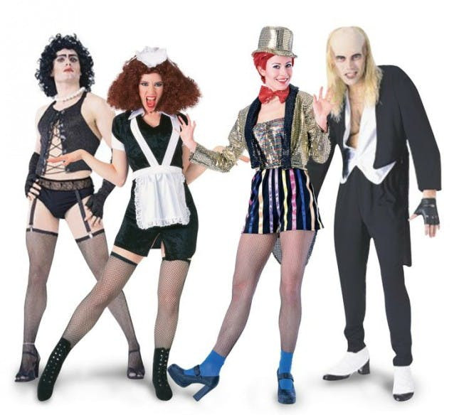 Best ideas about Rocky Horror Picture Show Costumes DIY . Save or Pin 25 Far Out '70s Costumes for Everyone Now.