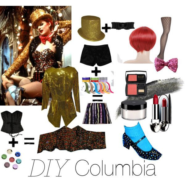 Best ideas about Rocky Horror Picture Show Costumes DIY . Save or Pin DIY Halloween Columbia Halloween Now.