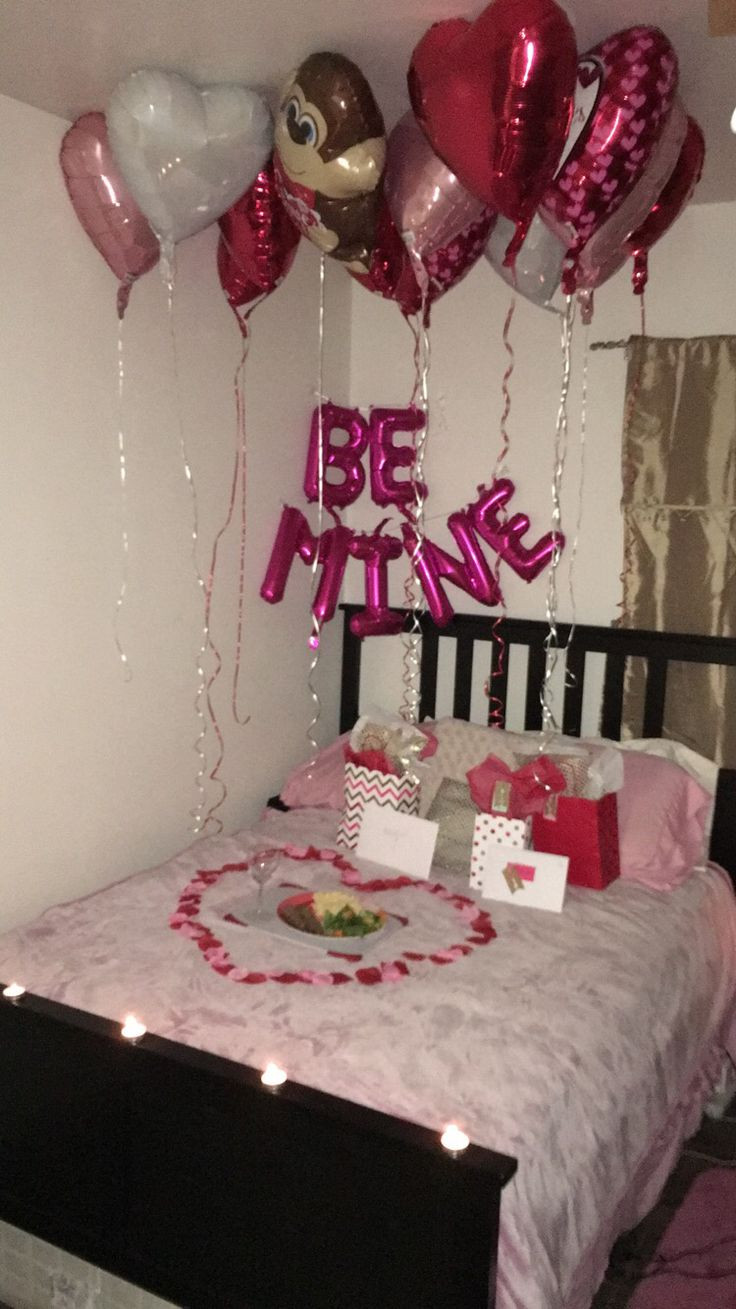 Best ideas about Romantic Birthday Ideas . Save or Pin 17 Best ideas about Romantic Surprise on Pinterest Now.