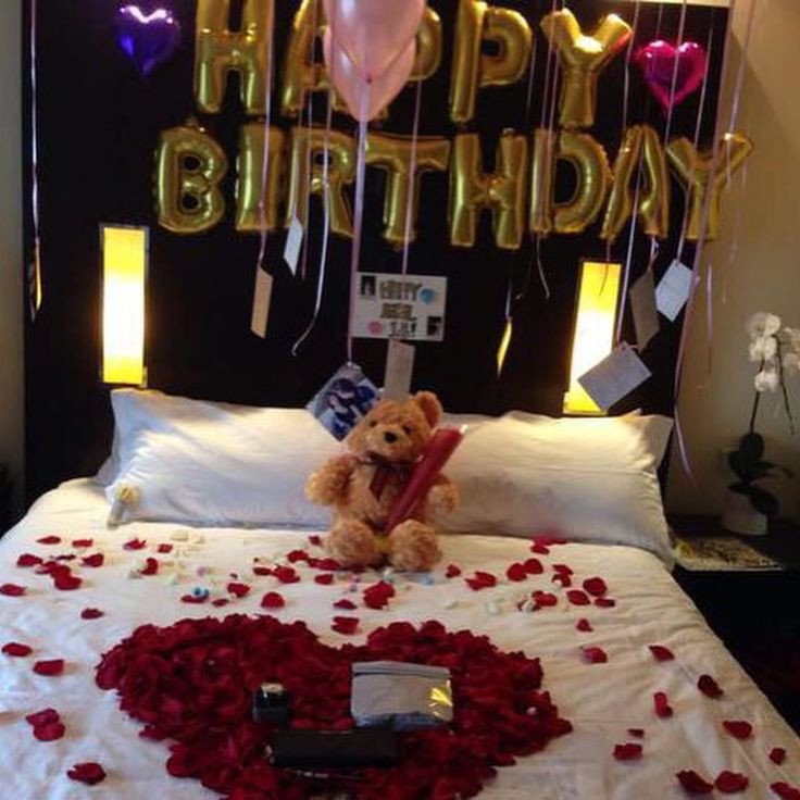 Best ideas about Romantic Birthday Ideas . Save or Pin 25 best ideas about Romantic Birthday on Pinterest Now.