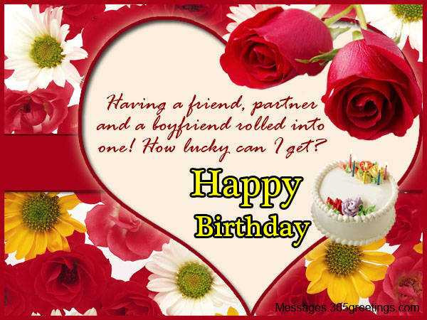 Best ideas about Romantic Birthday Wishes For Girlfriend . Save or Pin Funny Beautiful Happy Birthday Sms for Girlfriend in Now.