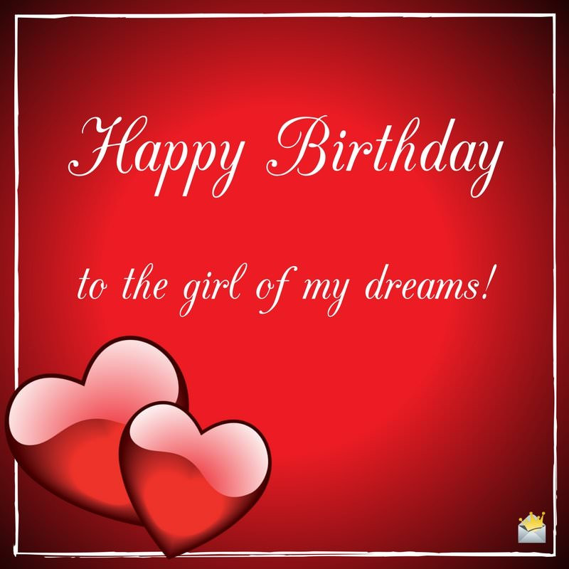 Best ideas about Romantic Birthday Wishes For Girlfriend . Save or Pin Fantastic Birthday Wishes for your Girlfriend Now.