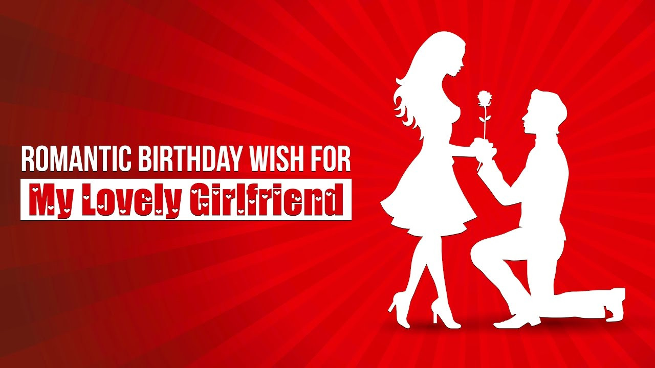 Best ideas about Romantic Birthday Wishes For Girlfriend . Save or Pin Romantic Happy Birthday Wishes For Girlfriend Now.