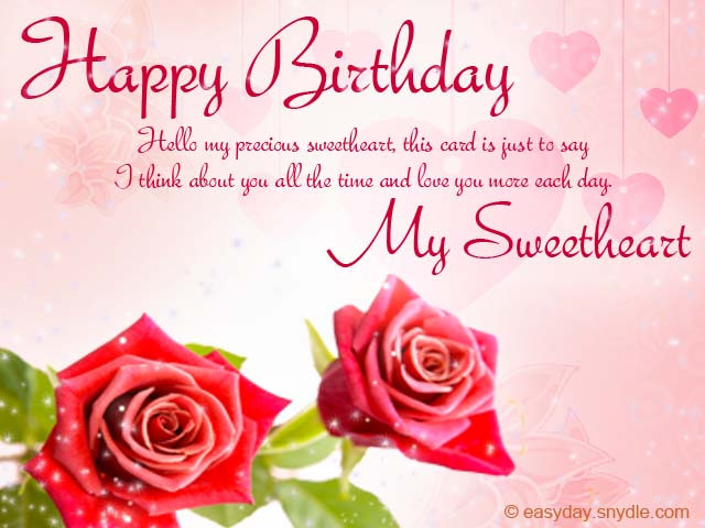 Best ideas about Romantic Birthday Wishes For Husband . Save or Pin Romantic Birthday Wishes Easyday Now.