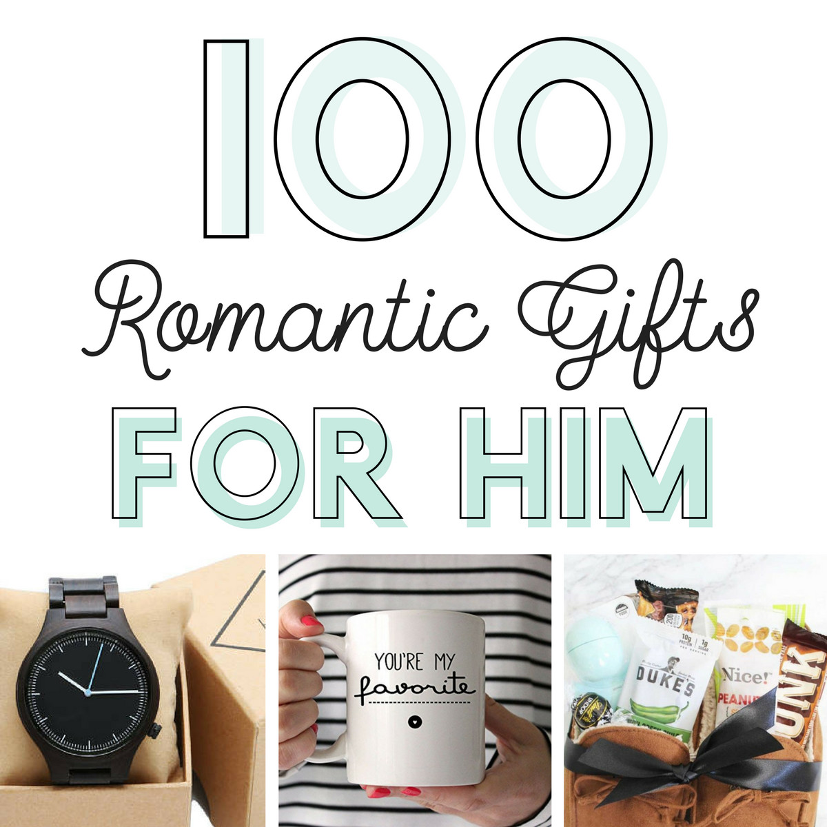 Best ideas about Romantic Gift Ideas For Him . Save or Pin 100 Romantic Gifts for Him From The Dating Divas Now.