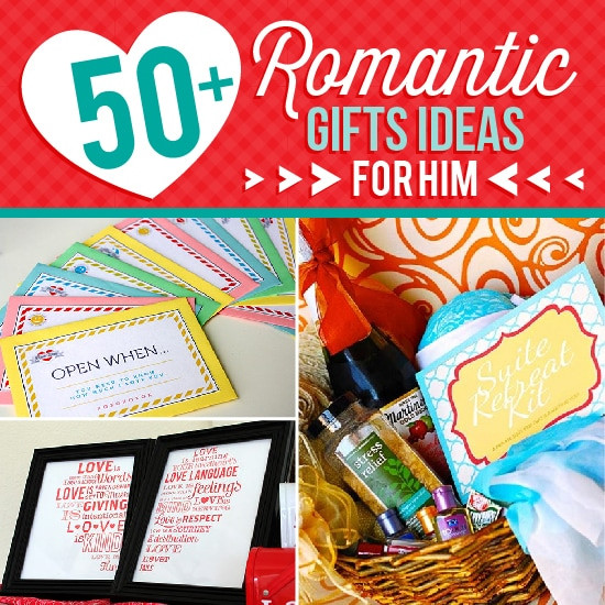 Best ideas about Romantic Gift Ideas For Him . Save or Pin 50 Romantic Gift Ideas for Him Now.