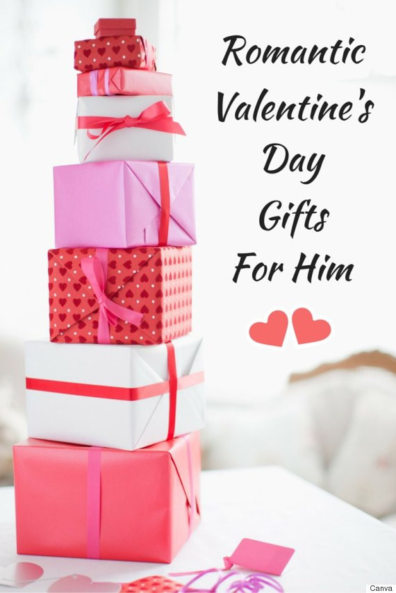Best ideas about Romantic Gift Ideas For Him . Save or Pin Valentine s Day Gifts For Him He Will pletely Adore Now.