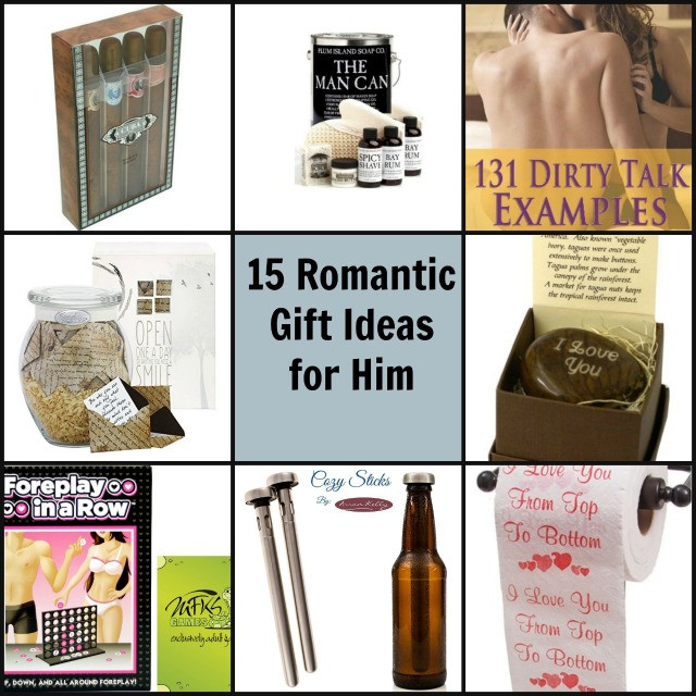Best ideas about Romantic Gift Ideas For Him . Save or Pin 15 Unique Romantic Gift Ideas for Him Now.