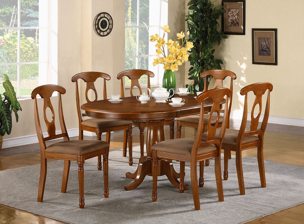 Best ideas about Room And Board Dining Table . Save or Pin 5 PC OVAL DINETTE DINING ROOM SET TABLE AND 4 CHAIRS Now.