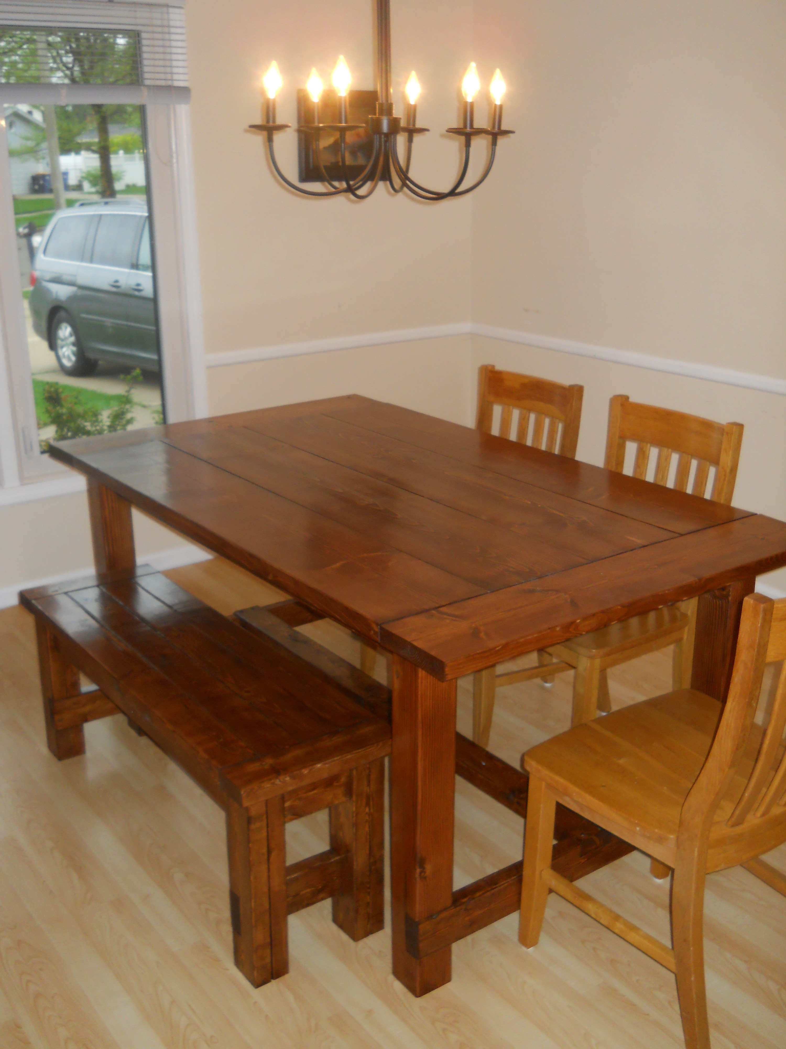 Best ideas about Room And Board Dining Table . Save or Pin Ana White Now.