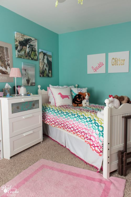 Best ideas about Room Decor Ideas For Tweens . Save or Pin Cute Bedroom Ideas and DIY Projects for Tween Girls Rooms Now.