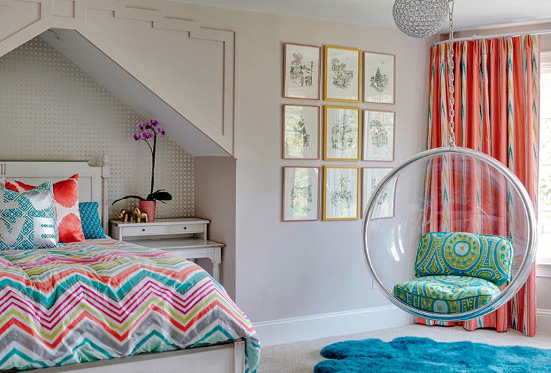 Best ideas about Room Decor Ideas For Tweens . Save or Pin 20 Fun and Cool Teen Bedroom Ideas Now.