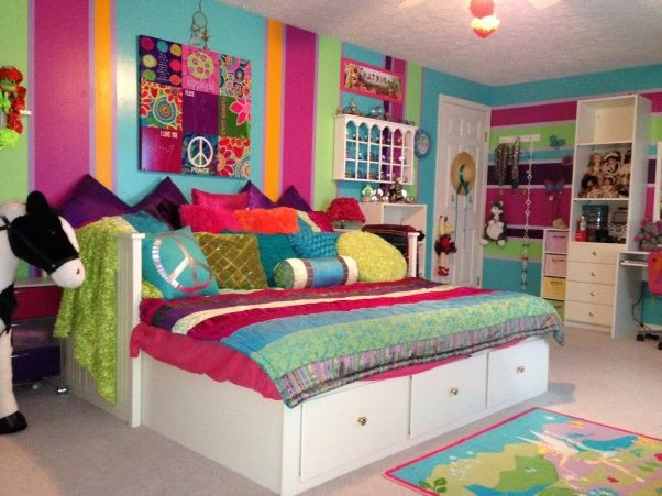 Best ideas about Room Decor Ideas For Tweens . Save or Pin 574 best images about Playroom and Kids Room Ideas on Now.