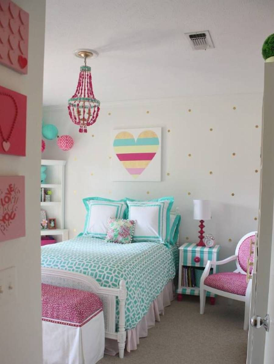 Best ideas about Room Decor Ideas For Tweens . Save or Pin Bedroom Decorating Tween Girl Bedroom Ideas Tween Girl Now.