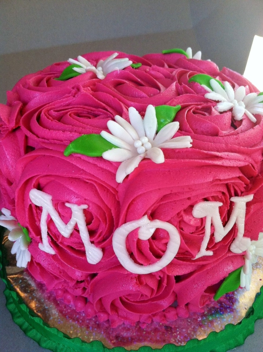 Best ideas about Rose Birthday Cake . Save or Pin Rose Birthday Cake CakeCentral Now.