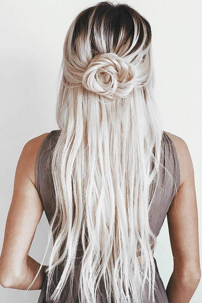 Best ideas about Roses Hairstyles . Save or Pin Best 25 Long hair hairstyles ideas on Pinterest Now.