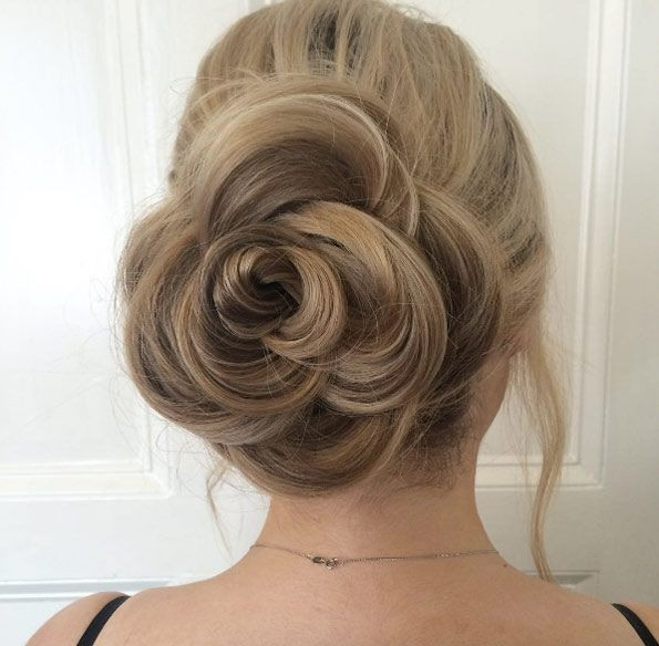 Best ideas about Roses Hairstyles . Save or Pin 17 Best ideas about Rose Hairstyle on Pinterest Now.