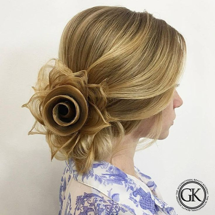 Best ideas about Roses Hairstyles . Save or Pin 160 best images about 05梳髮設計 Rose hairstyles on Pinterest Now.