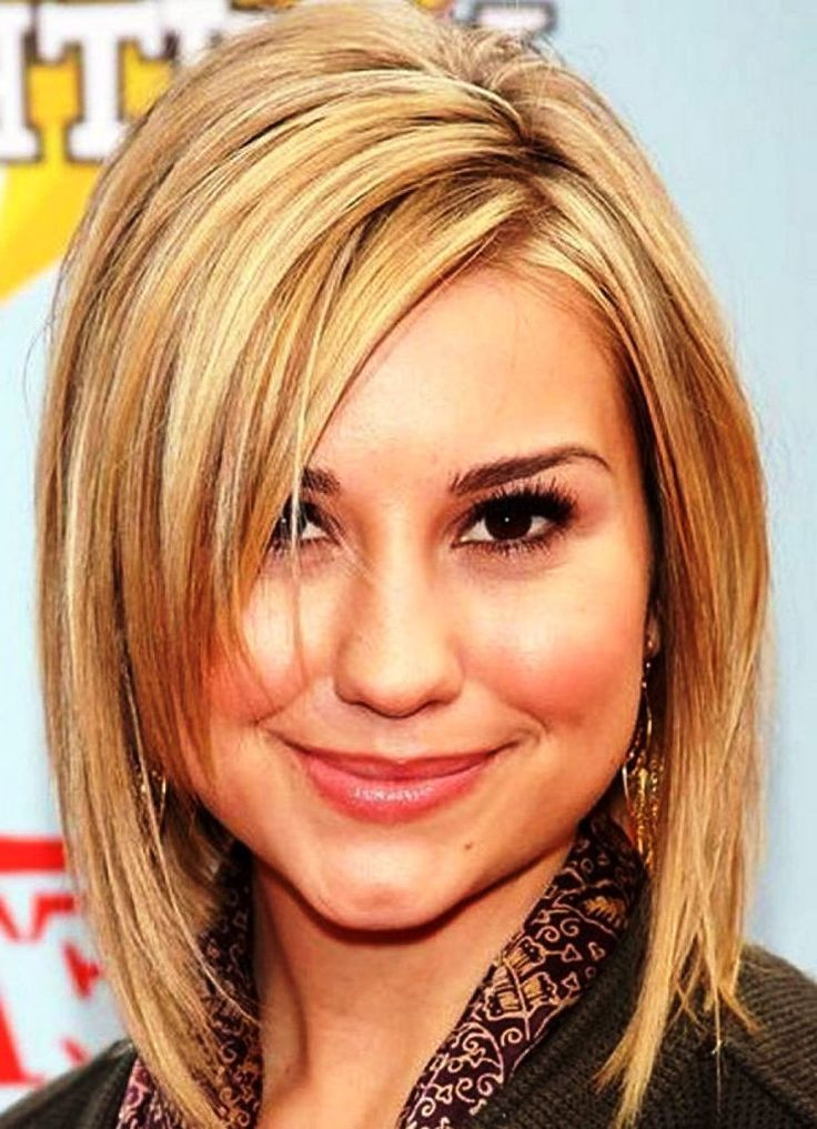 Best ideas about Round Face Hairstyle Female . Save or Pin 20 Round Face Hairstyles For Womens Now.