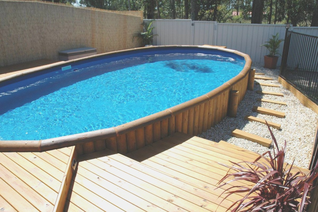 Best ideas about Saltwater Above Ground Pool . Save or Pin The Reason Why Everyone Love Ground Now.