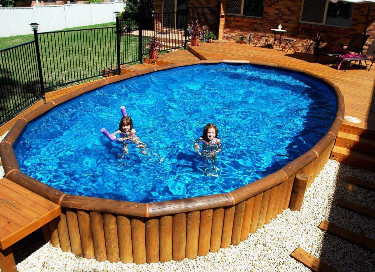 Best ideas about Saltwater Above Ground Pool . Save or Pin Saltwater Pool Benefits Now.