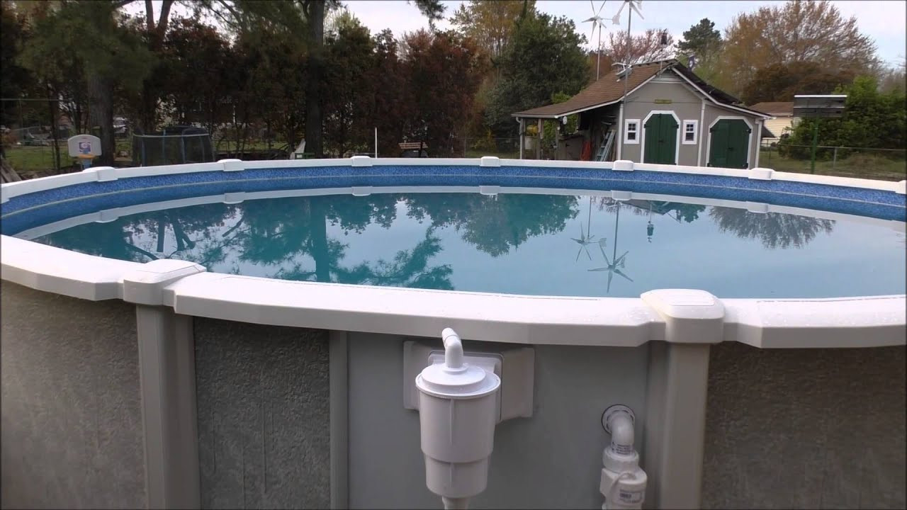 Best ideas about Saltwater Above Ground Pool . Save or Pin Saltwater 8000 Series 21 Ft x 54 Inch tall Ground Now.