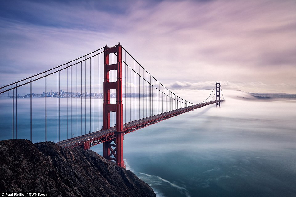 Best ideas about San Francisco Landscape . Save or Pin grapher Paul Reiffer brings landscapes to life with Now.