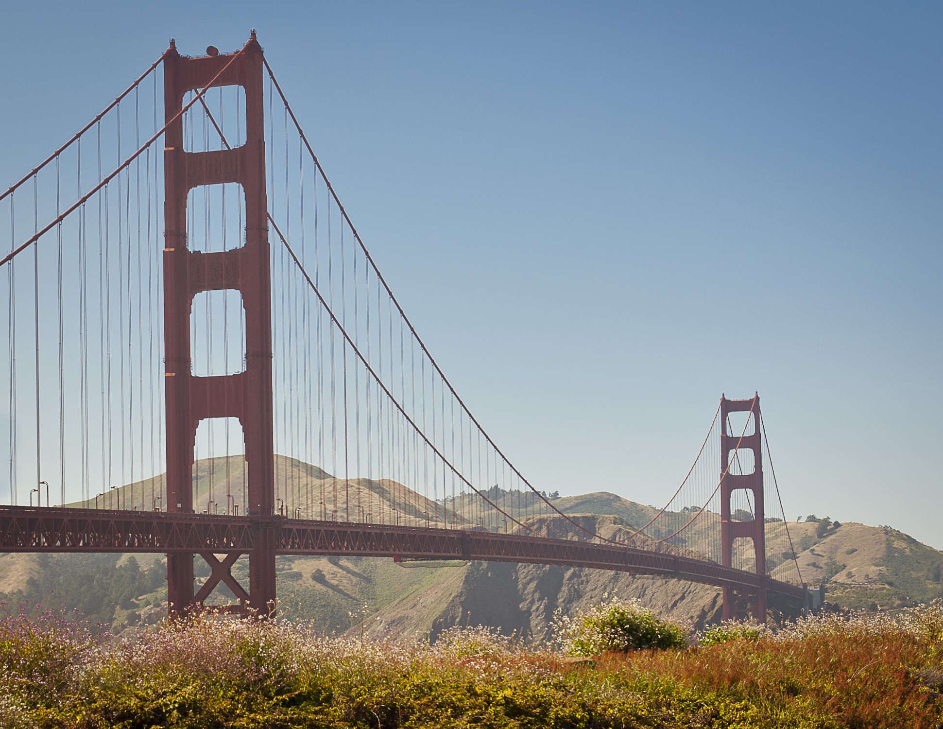 Best ideas about San Francisco Landscape . Save or Pin a new perspective photos of the golden gate bridge san Now.