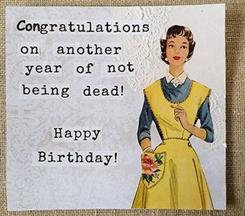 Best ideas about Sarcastic Birthday Wishes . Save or Pin 35 Sarcastic Birthday Wishes with Now.