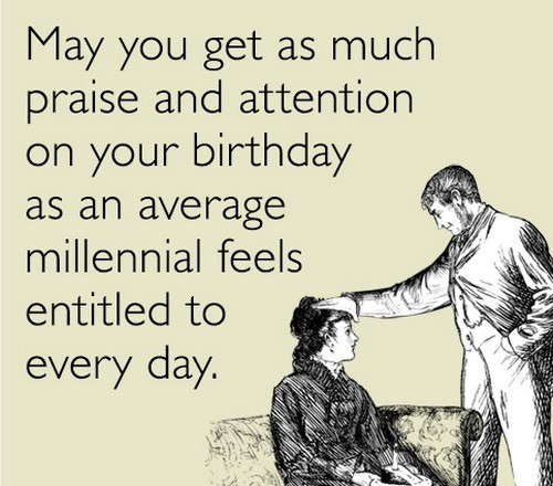 Best ideas about Sarcastic Birthday Wishes . Save or Pin Sarcastic Birthday Memes Now.