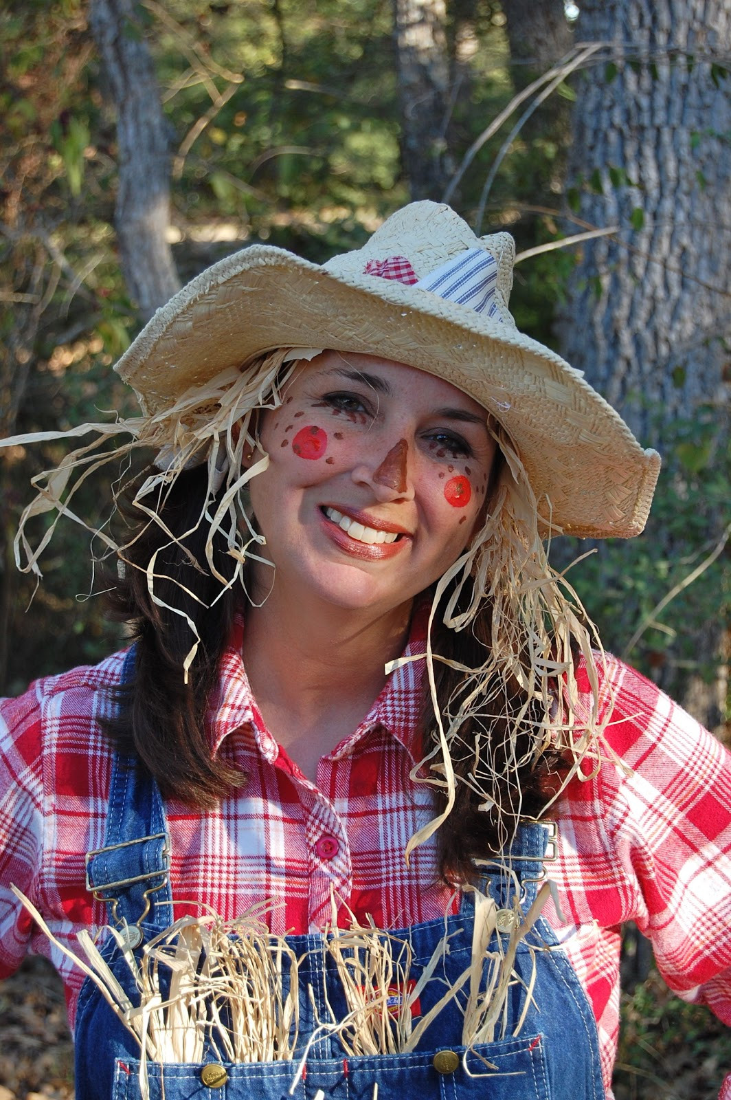 Best ideas about Scarecrow Halloween Costume DIY . Save or Pin Heritage Schoolhouse Homespun Scarecrow Costume Now.