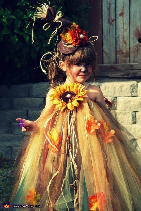 Best ideas about Scarecrow Halloween Costume DIY . Save or Pin Homemade Scarecrow Baby Costume Now.
