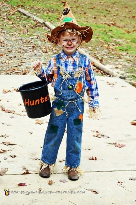 Best ideas about Scarecrow Halloween Costume DIY . Save or Pin 184 best Last Minute Costume Ideas images on Pinterest Now.