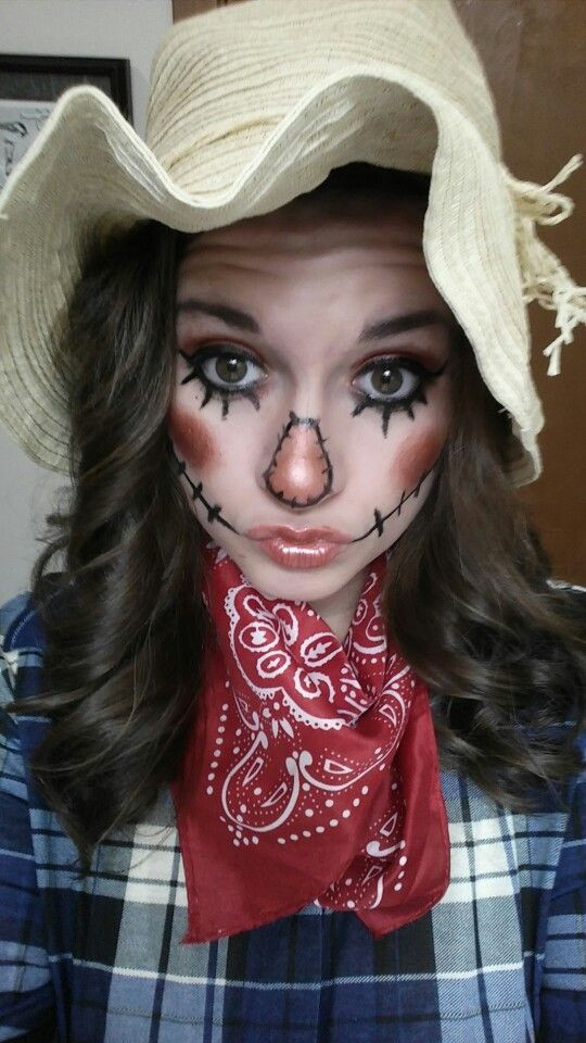 Best ideas about Scarecrow Halloween Costume DIY . Save or Pin 10 Cute Halloween Costumes That Are Surprisingly Easy Now.