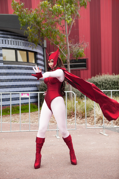 Best ideas about Scarlet Witch Costume DIY . Save or Pin Scarlet Witch Costume Adafruit Industries – Makers Now.
