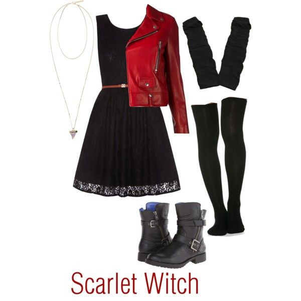Best ideas about Scarlet Witch Costume DIY . Save or Pin Scarlet Witch Random Now.