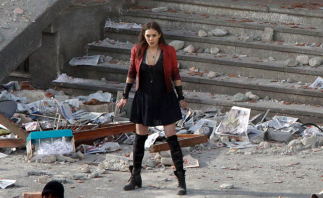 Best ideas about Scarlet Witch Costume DIY . Save or Pin Scarlet Witch Costume Now.
