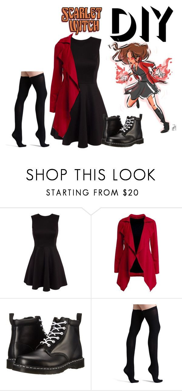Best ideas about Scarlet Witch Costume DIY . Save or Pin DIY Halloween Costume Scarlet Witch Now.