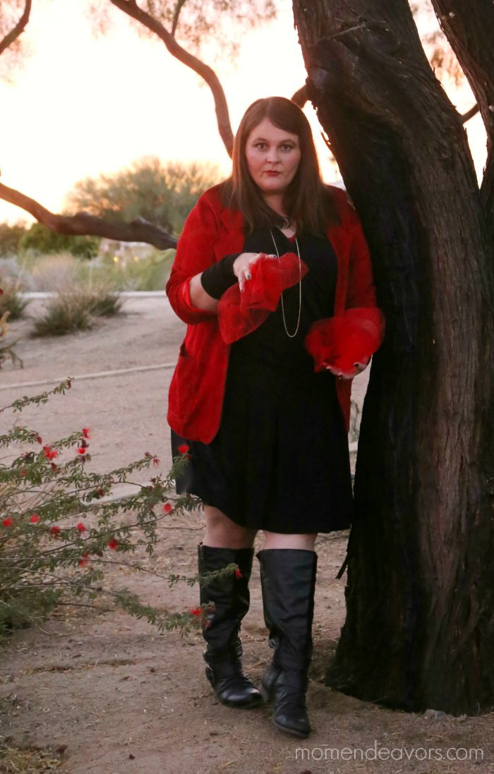 Best ideas about Scarlet Witch Costume DIY . Save or Pin Fun Avengers Family Costumes Now.