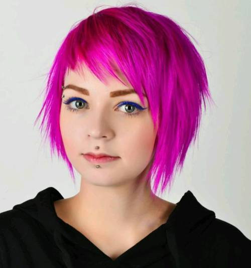 Best ideas about Scene Girls Hairstyles . Save or Pin 30 Creative Emo Hairstyles and Haircuts for Girls in 2019 Now.