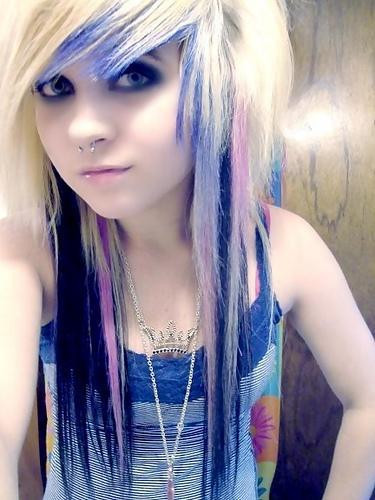 Best ideas about Scene Hairstyle Girls . Save or Pin My 411 on Hairstyles Scene Hairstyles for Girls Now.