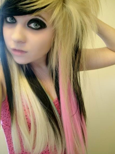 Best ideas about Scene Hairstyle Girls . Save or Pin Emo Hairstyles for Girls Latest Popular Emo Girls Now.