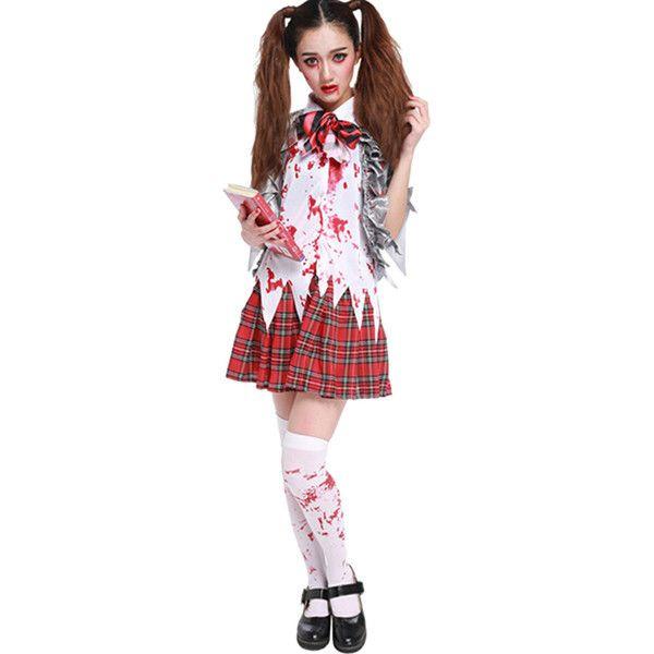 Best ideas about School Girl Halloween Costumes DIY . Save or Pin Best 25 School girl halloween costumes ideas on Pinterest Now.