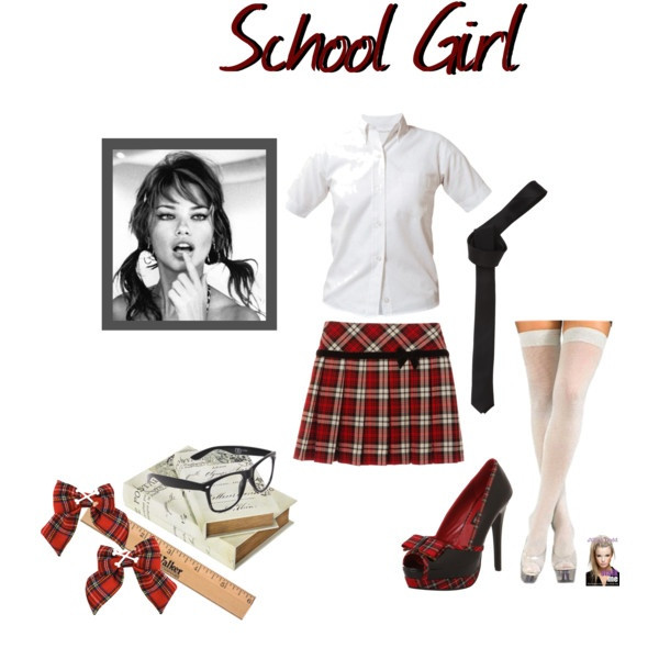 Best ideas about School Girl Halloween Costumes DIY . Save or Pin 25 best ideas about School Girl Halloween Costumes on Now.
