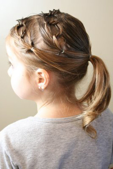 Best ideas about School Girls Hairstyle . Save or Pin Hairstyles For School Now.