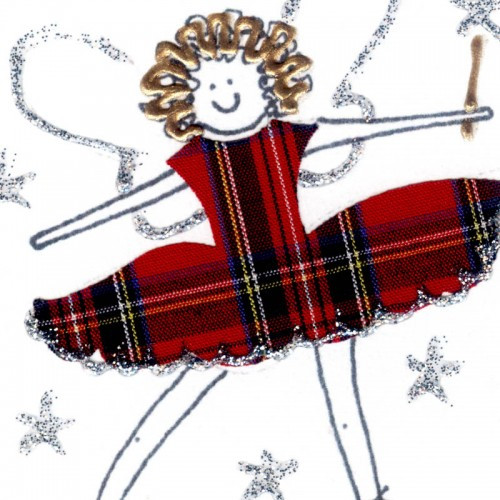 Best ideas about Scottish Birthday Wishes . Save or Pin Scottish Birthday Card Fairy WWBI48 Now.