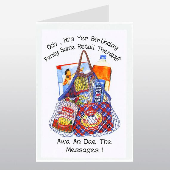 Best ideas about Scottish Birthday Wishes . Save or Pin Scottish Birthday Card Messages WWBI65 Now.