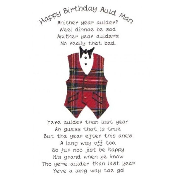 Best ideas about Scottish Birthday Wishes . Save or Pin Scottish birthday wishes scotland Now.