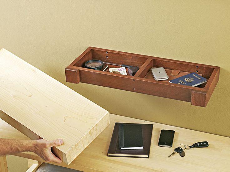 Best ideas about Secret Compartment Furniture DIY . Save or Pin 25 unique Hidden partments ideas on Pinterest Now.