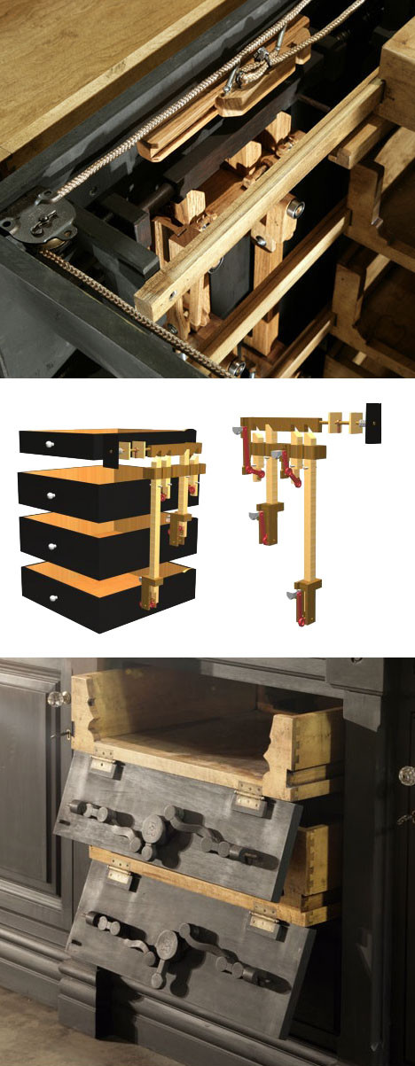 Best ideas about Secret Compartment Furniture DIY . Save or Pin Furniture with Secret partments Part 2 Ready to Make Now.